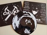 CHOKE/ITS HARD TO TALK SHIT WITH NO FUCKING TEETH (LTD.100 SCREENPRINTED盤)