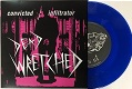 DEAD WRETCHED/CONVICTED (LTD.100 BLUE)