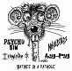 PSYCHO SIN // NIHILISTICS // ICONICIDE // HAJ-PAJ /MATINEE IN A RATHOLE (LTD.300)
